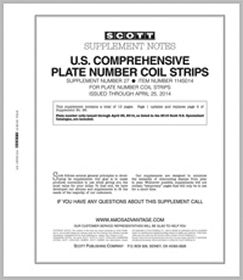 2018 United States Plate Number Coils Comprehensive