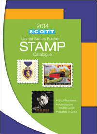 2014 United States Pocket Stamp Catalogue