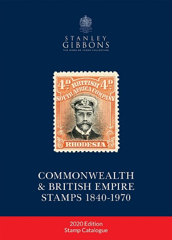 2020 Stanley Gibbons Commonwealth & British Empire Stamp