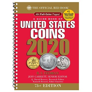 United States Coins - Red book 2020